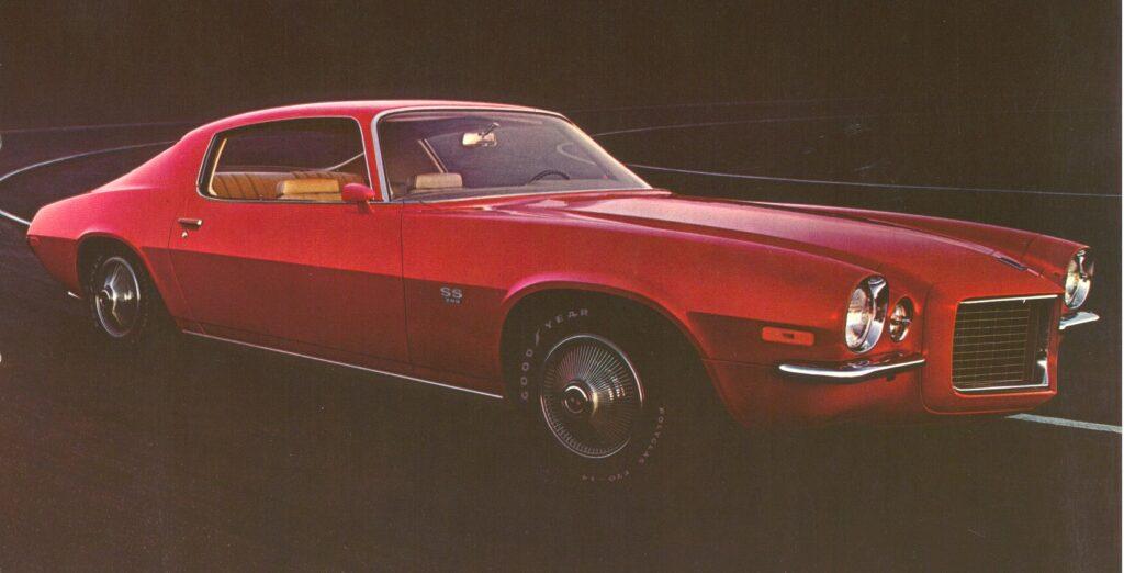 Camaro 1970