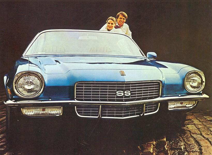 Camaro 1971