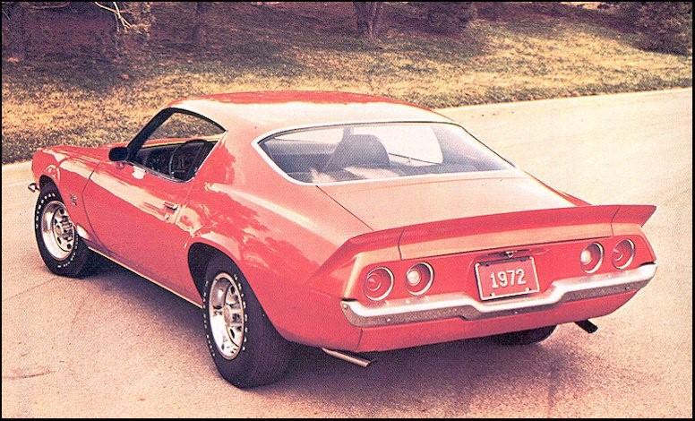 Camaro 1972