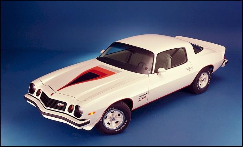 Camaro 1977
