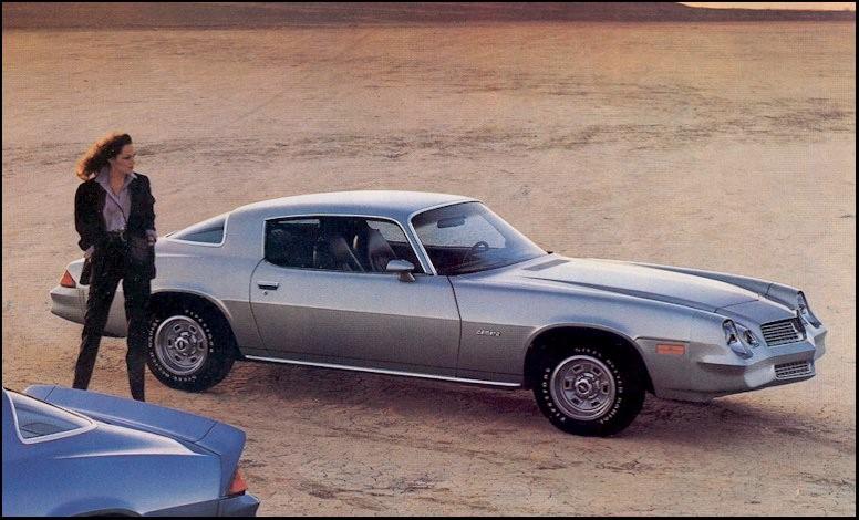 Camaro 1980