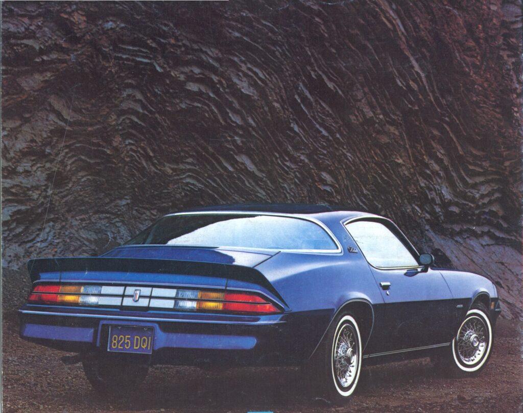 Camaro 1981