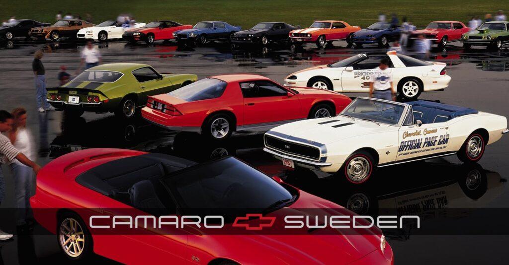 Camaro Sweden