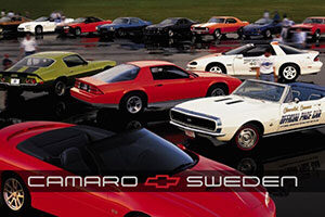 Camaro Sweden Facebook