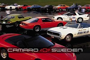 Camaro Sweden Facebook